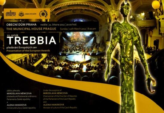 2012 TREBBIA European Awards